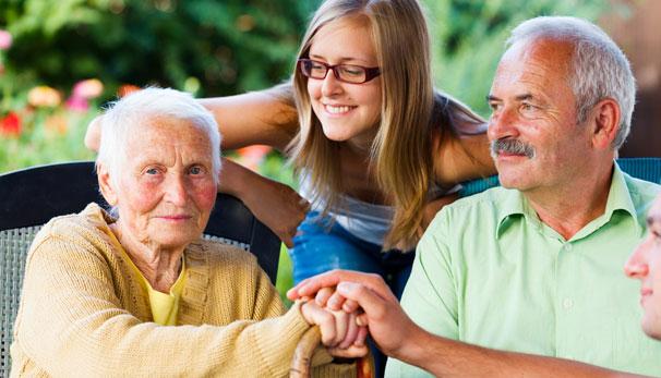 Plateforme d'accompagnement et de répit pour les proches aidants de personnes atteintes d'une maladie neuro-dégénérative